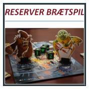 Linker til brætspil man kan reserve