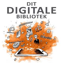 Dit digitale bibliotek foto