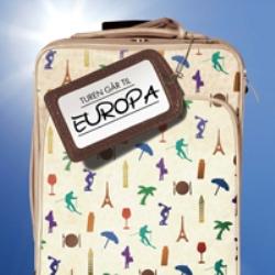 Turen går til Europa