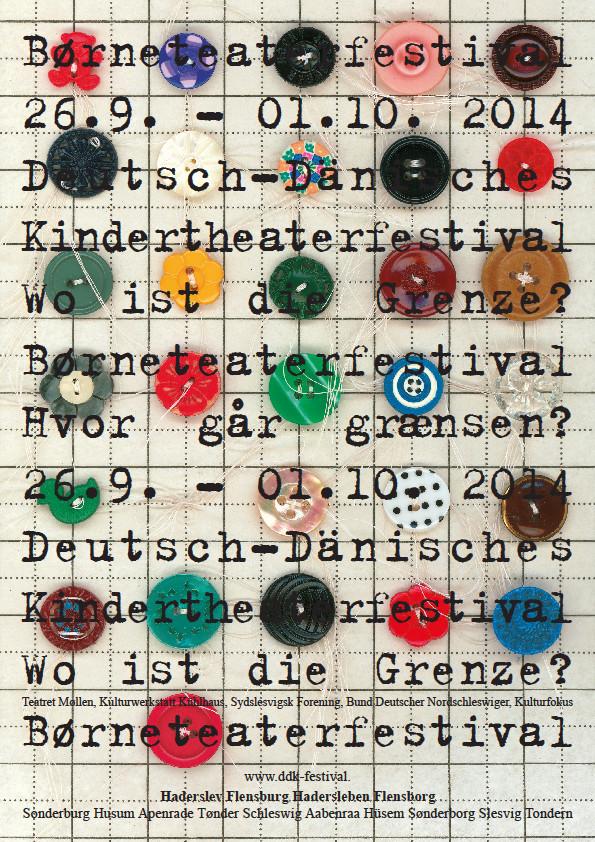 Plakat af Gitte Kath