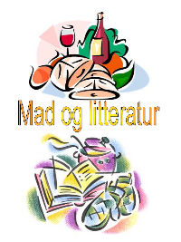 Mad i litteraturen-liste