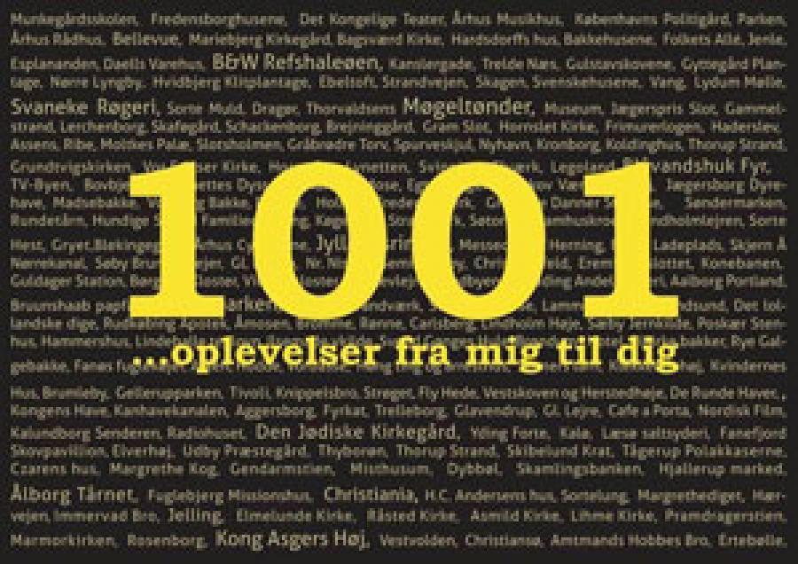Dansk kulturarv og historie for turister