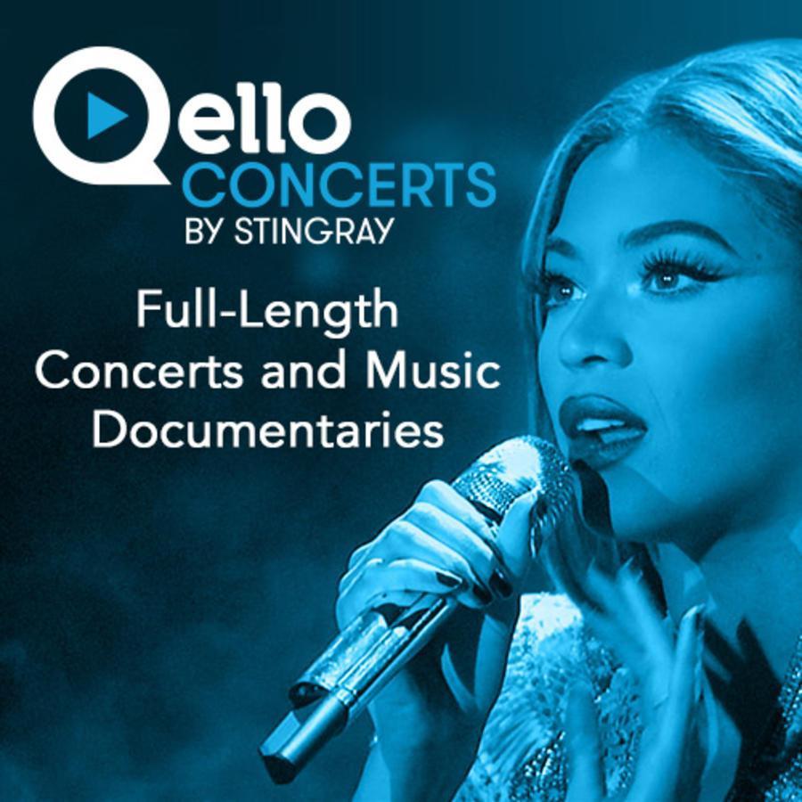 Plakat om Qello Concerts