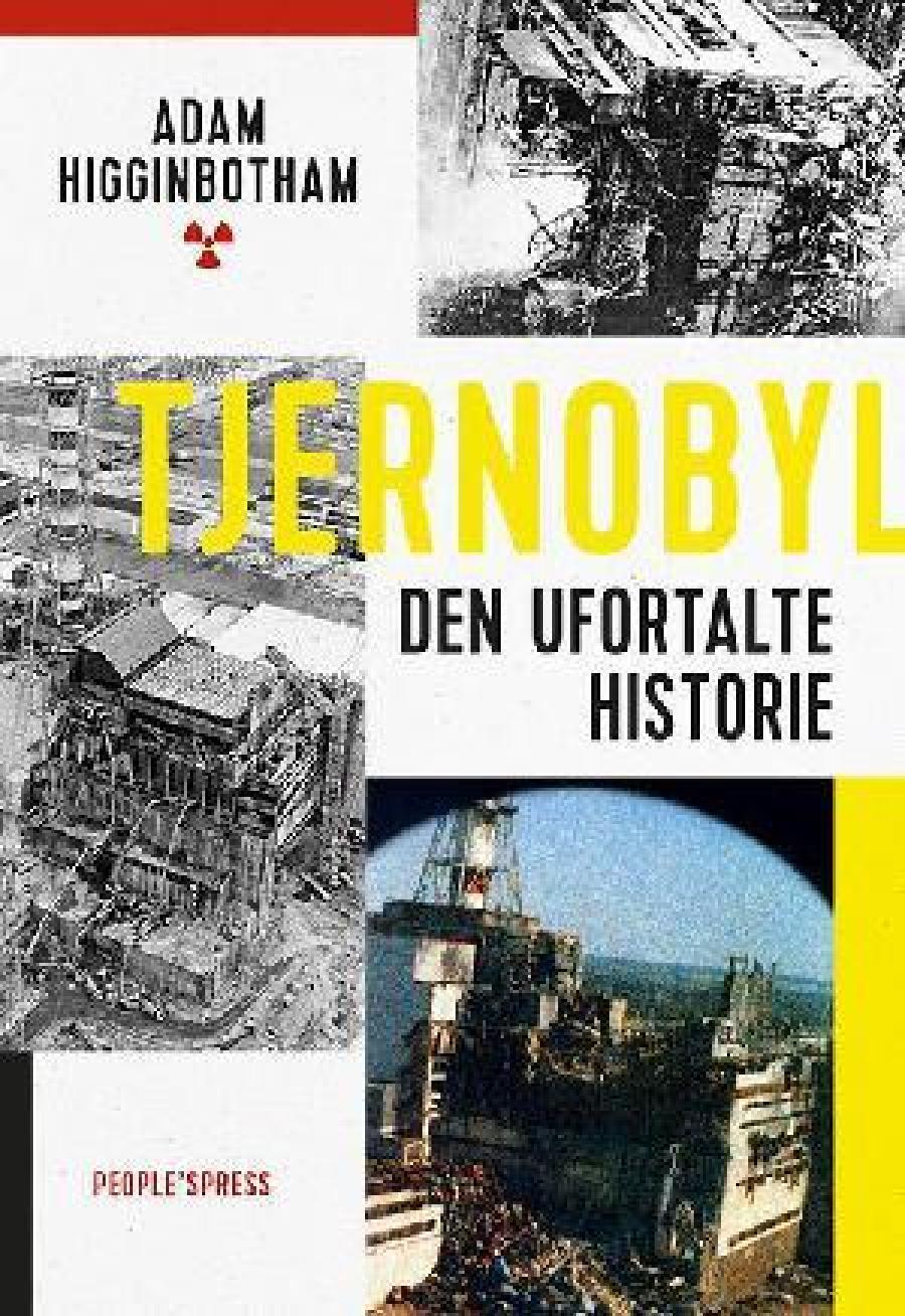 Bogen Tjernobyl : den ufortalte historie
