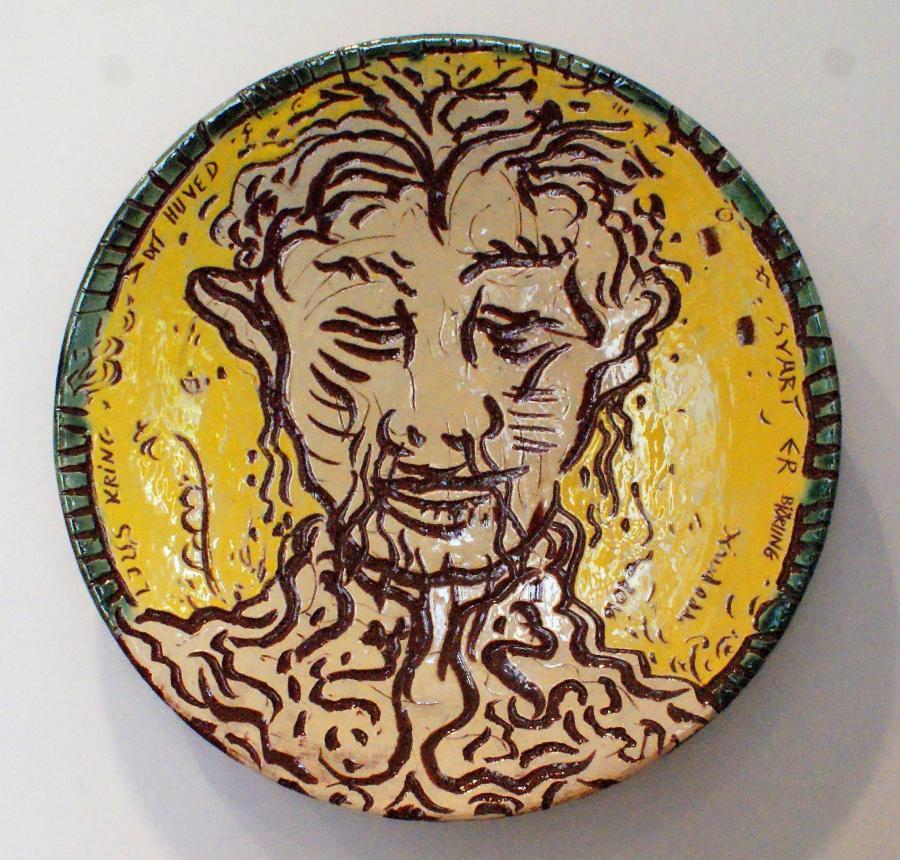 Keramik af Knud Odde