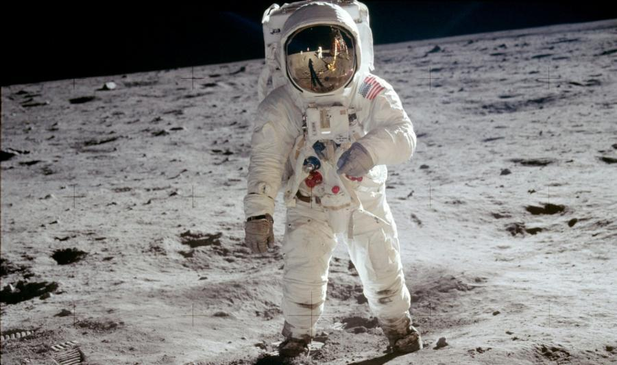 Månelanding foto