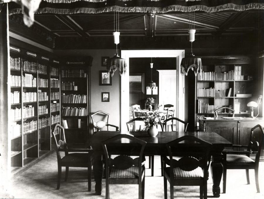 Vejen Bibliotek 1916