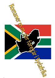 Sydafrika-bogliste